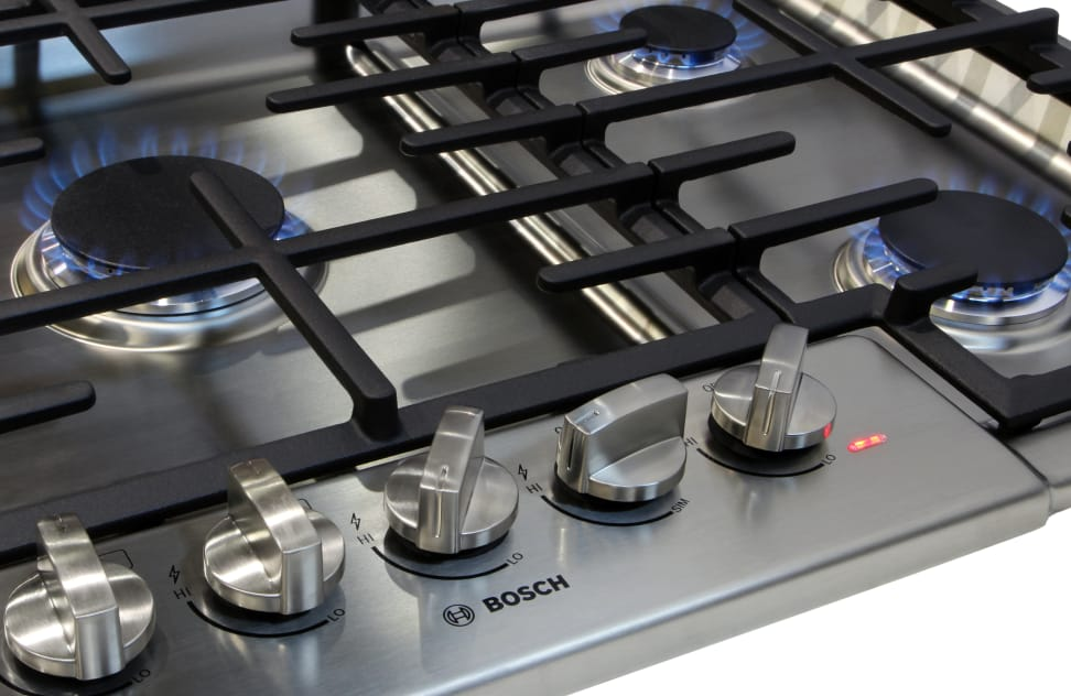 Cooktop On