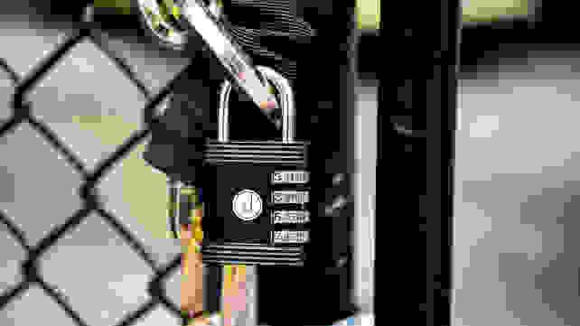 Desired Tools Gym Lock