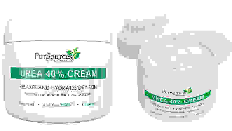 PurSources Urea 40% Foot Cream