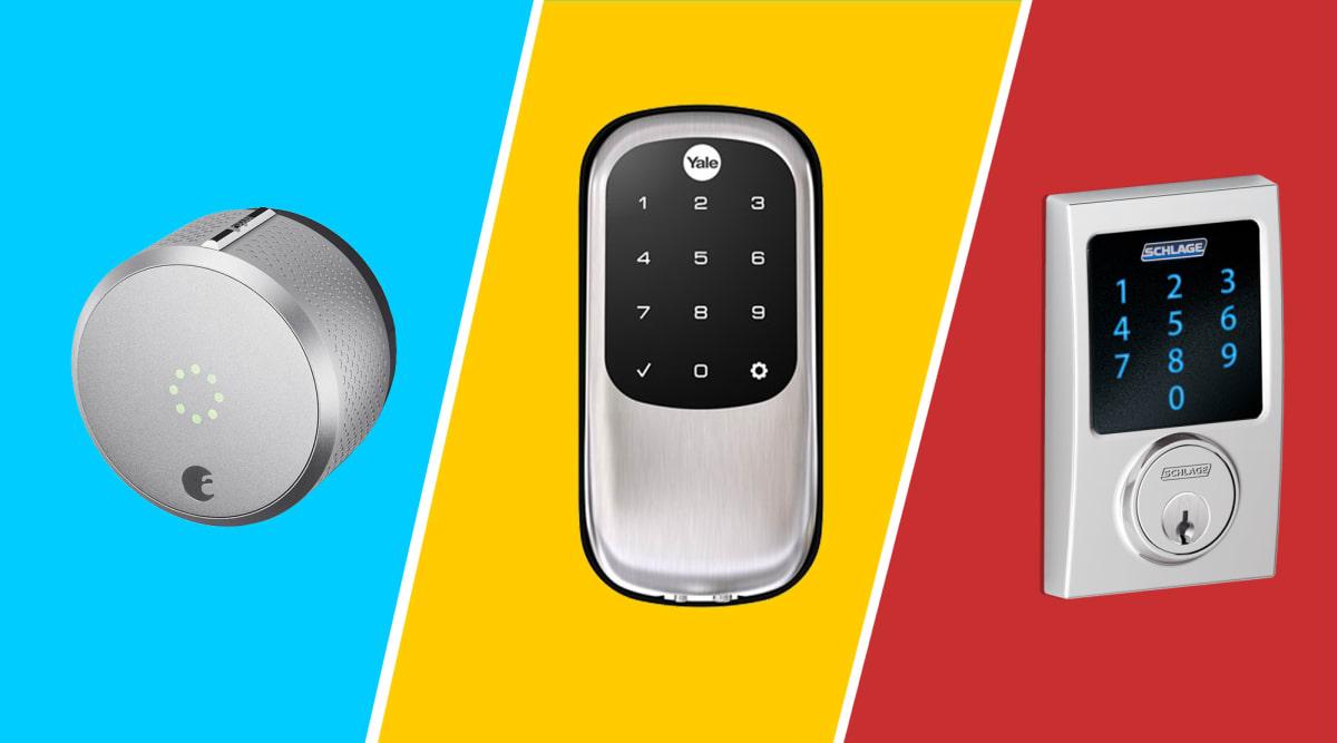 The Best Smart Locks Of 2019 Reviewed Com Smart Home