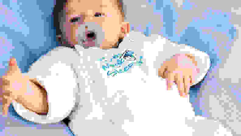 Baby Merlin Magic Suit