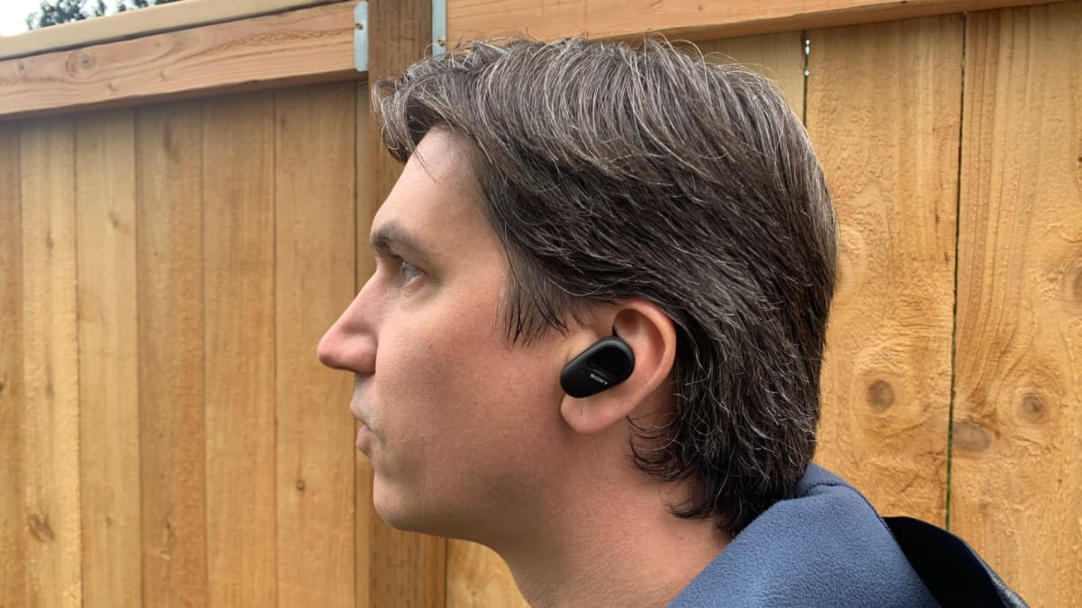 Sony's new noise-canceling workout buds have amazing battery life at a great price