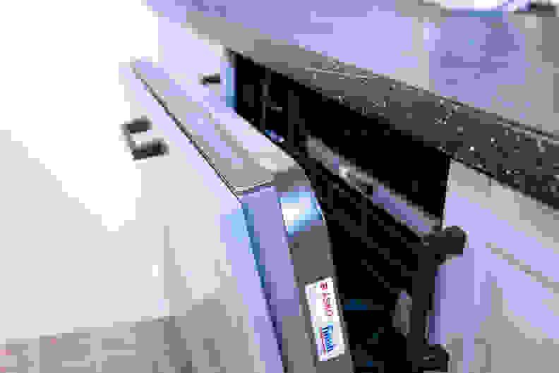 Asko D5534XXLFI—Door Opening