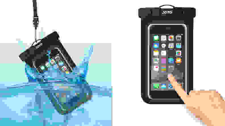 Joto Waterproof Phone Pouch