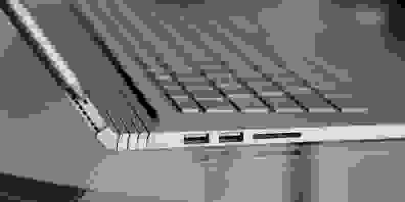 Microsoft Surface Book Performance Base Ports