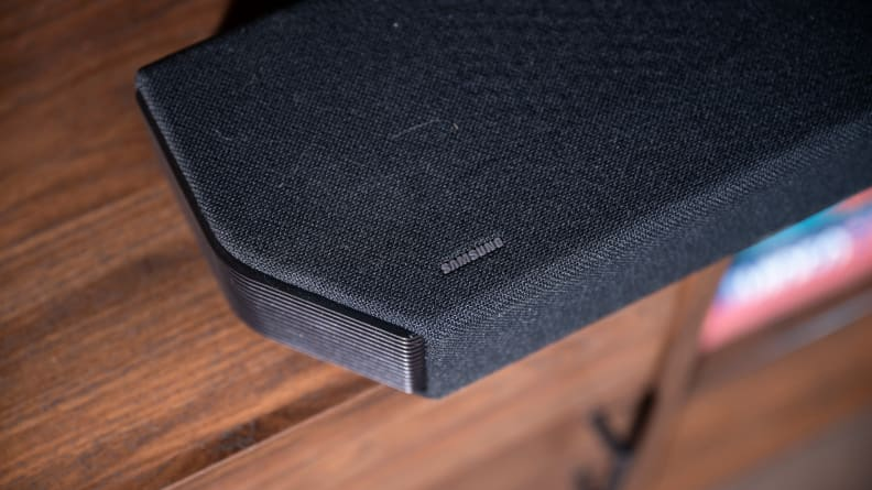 Samsung HW-Q950a side overhead