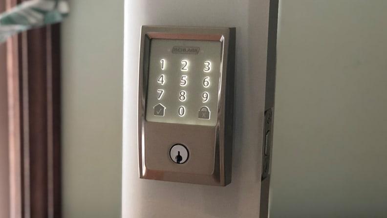 Schlage Encode smart lock