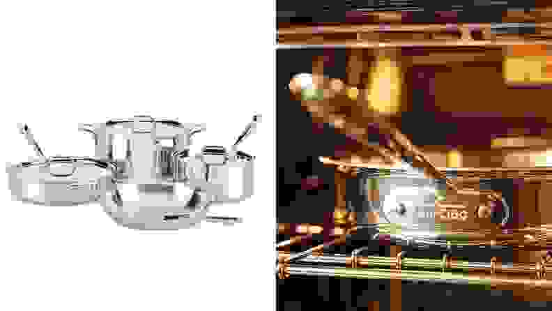 Pots and Roasters