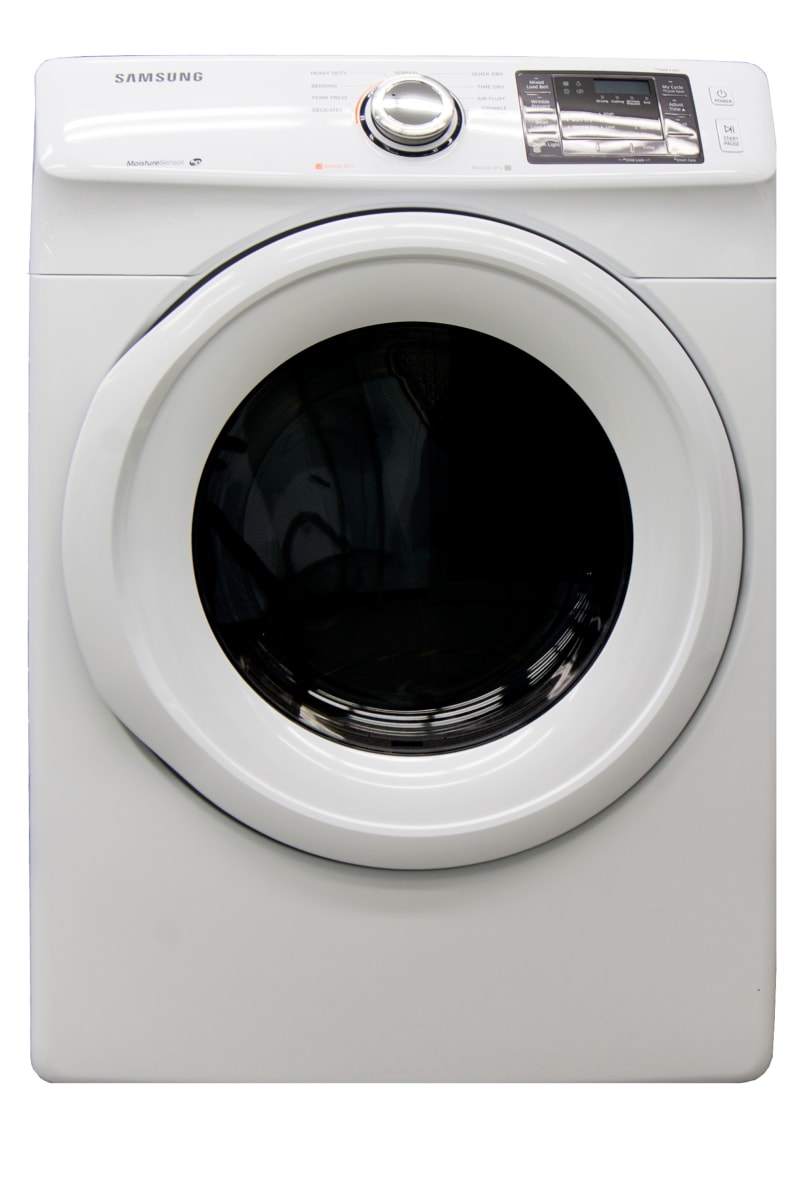 The DV42H5000EW defines white goods.