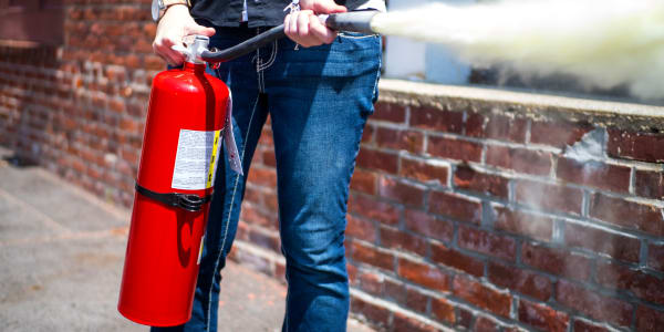 The best fire extinguishers