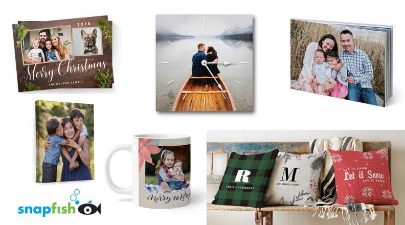 Snapfish Photo Printing Services