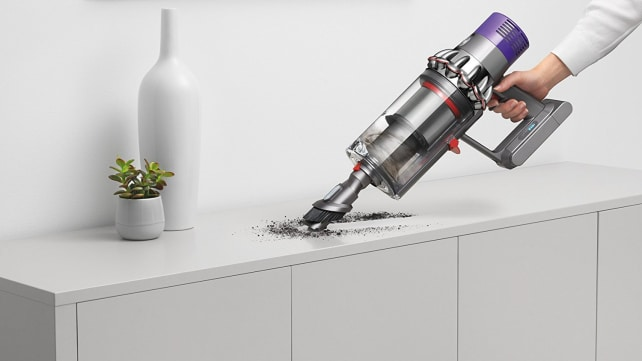 Best Cordless Vacuum: Dyson Cyclone V10 Absolute