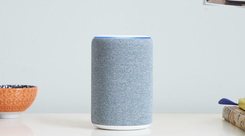 Amazon Echo (third-generation) smart speaker