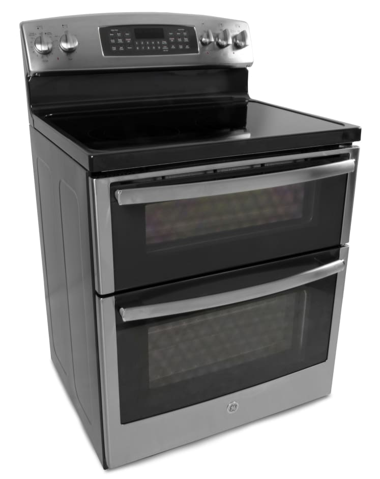 GE JB850SFSS Electric Double Oven Range Review - Reviewed Ovens