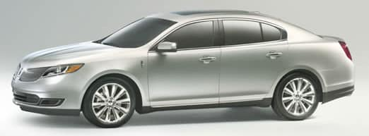 Product Image - 2013 Lincoln MKS
