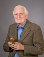 Douglas Engelbart With Mouse