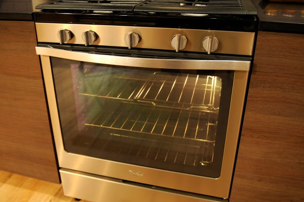 Now your oven can be as golden as the roast chicken cooking inside it.