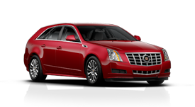Product Image - 2013 Cadillac CTS Sport Wagon Standard