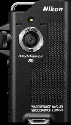 Product Image - Nikon KeyMission 80