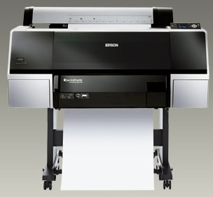Epson Stylus Pro 7900 Proofing Edition Printer Windows Vista 64-BIT