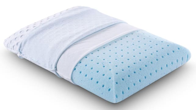Cr Sleep Memory Foam Pillow