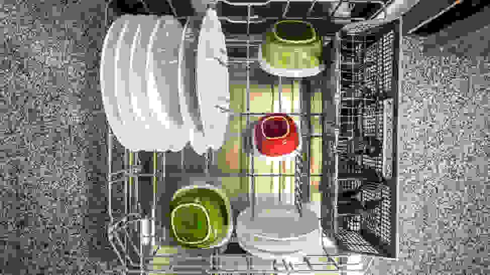 Bosch-SHEM3AY52N Lower Rack