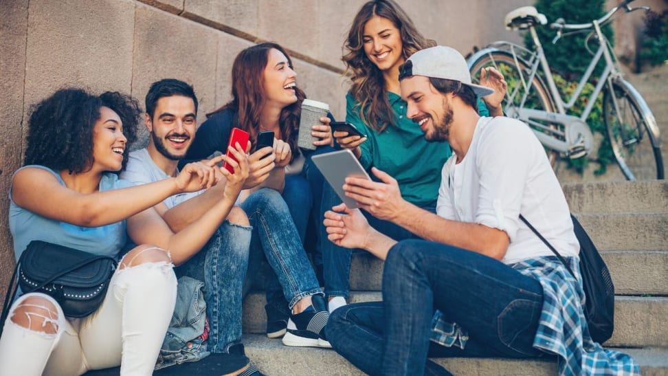 Should you share a family phone plan with friends?
