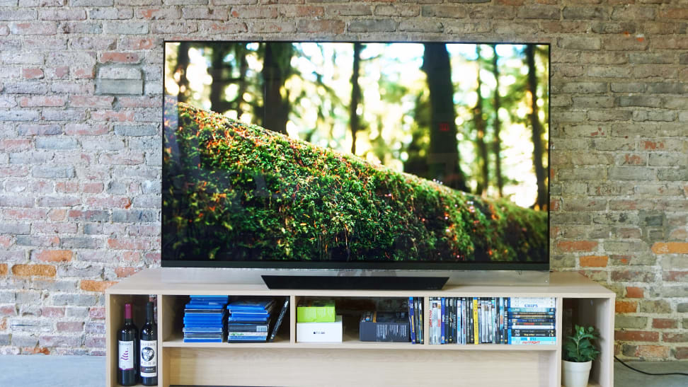 LG E8 Series OLED HDR 4K TV Review - Reviewed Televisions