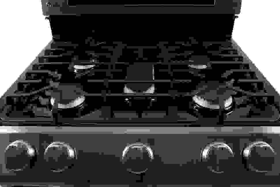 LG LRG4115ST Rangetop