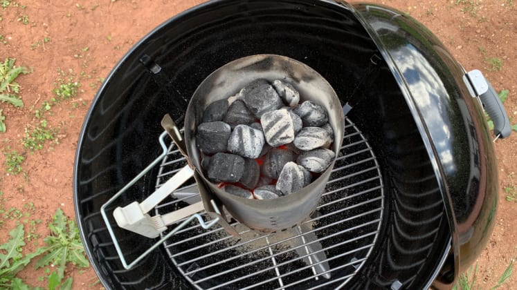 The Best Charcoal Grills Of 2020 Reviewed Home Outdoors
