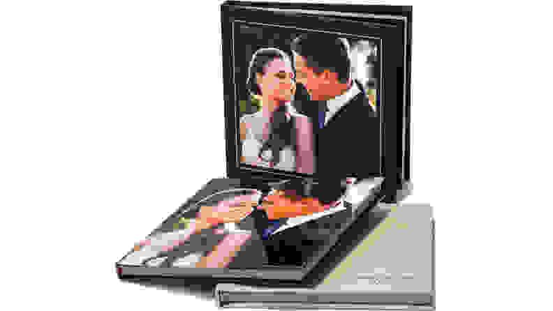 Alter Albums wedding photo album