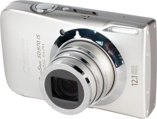 Product Image - Canon  PowerShot SD970 IS