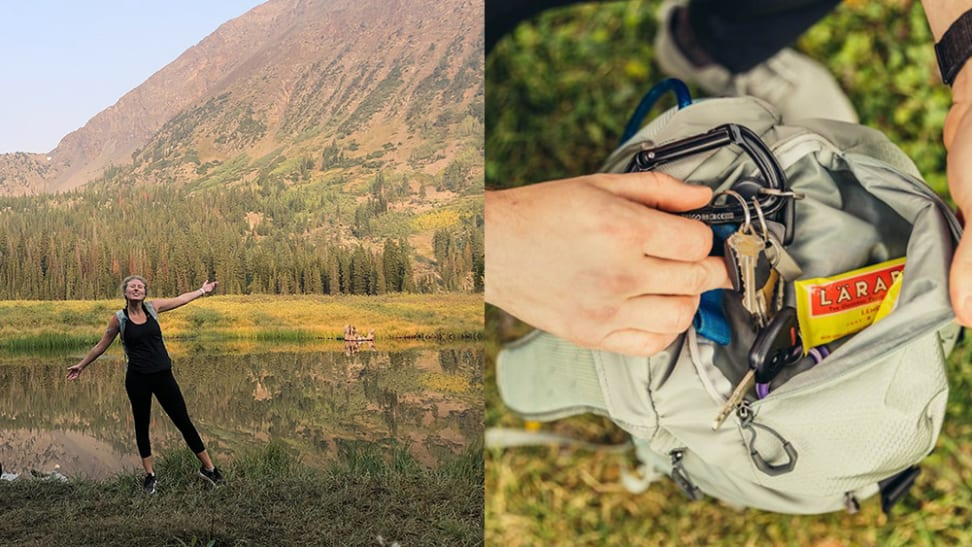 10 things I brought on my hiking trip