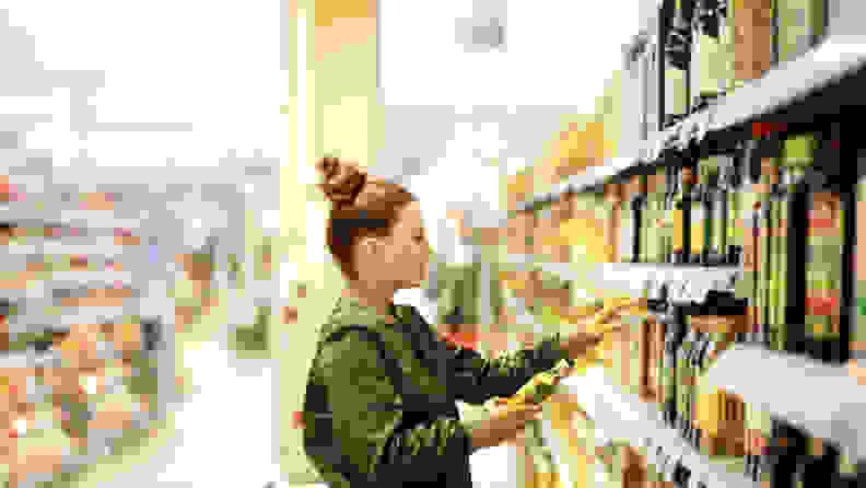 Best olive oil - choosing in stores