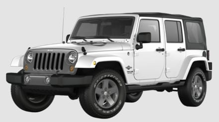 Product Image - 2012 Jeep Wrangler Unlimited Freedom Edition
