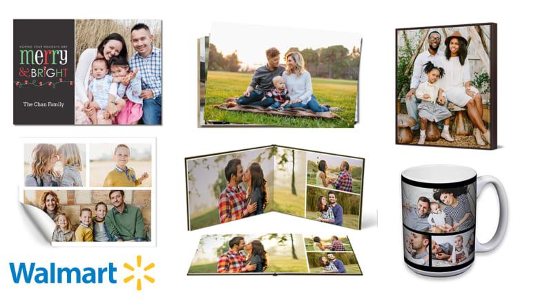 Walmart Photo Printing Services