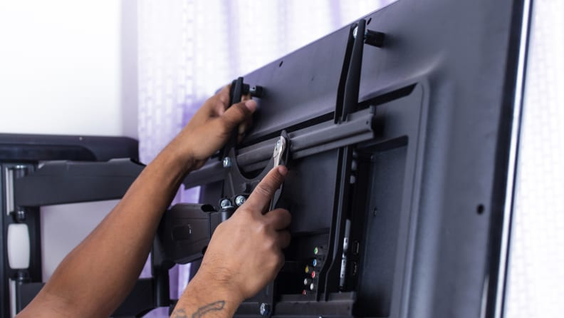 Wall Mounting a TV