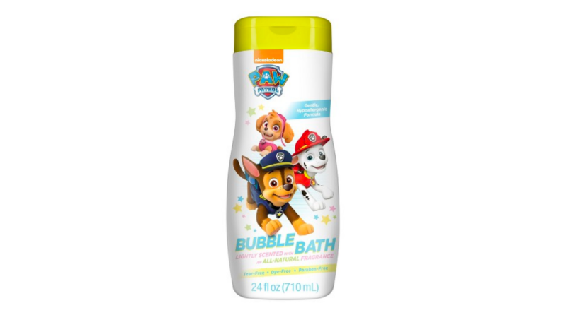 Kids Birthday Party Favors Paw Patrol Bubble Bath