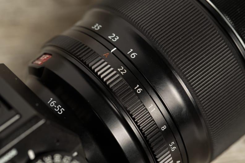 Fujifilm Fujinon XF 16-55mm f/2 8 R LM WR Lens Review