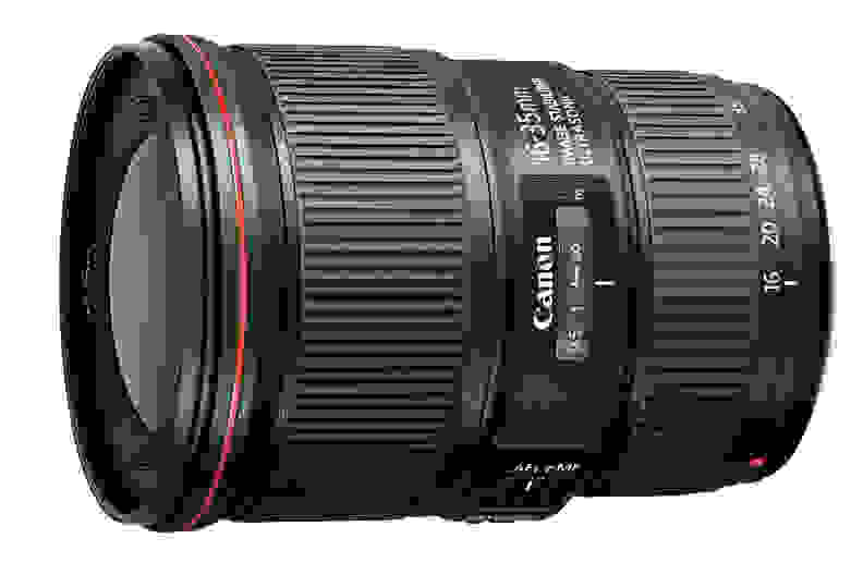 Canon's new 16-35mm f/4L is a great wide angle lens for those who want L-series quality in a wide angle lens but can't step up to the f/2.8 version.