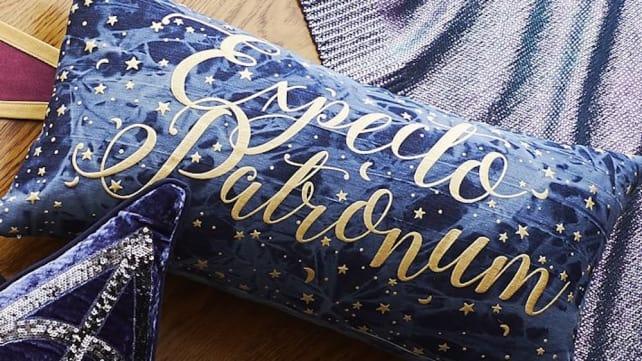Expecto Patronum Pillow Cover