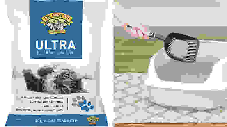 Dr. Elsey's Precious Cat Ultra Clumping Cat Litter