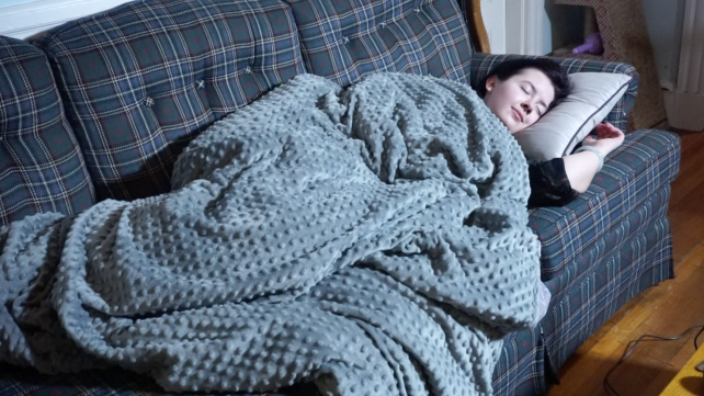 Target weighted blanket review