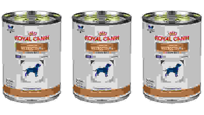 Royal Canin Veterinary Diet Gastrointestinal Low Fat LF Canned Dog Food