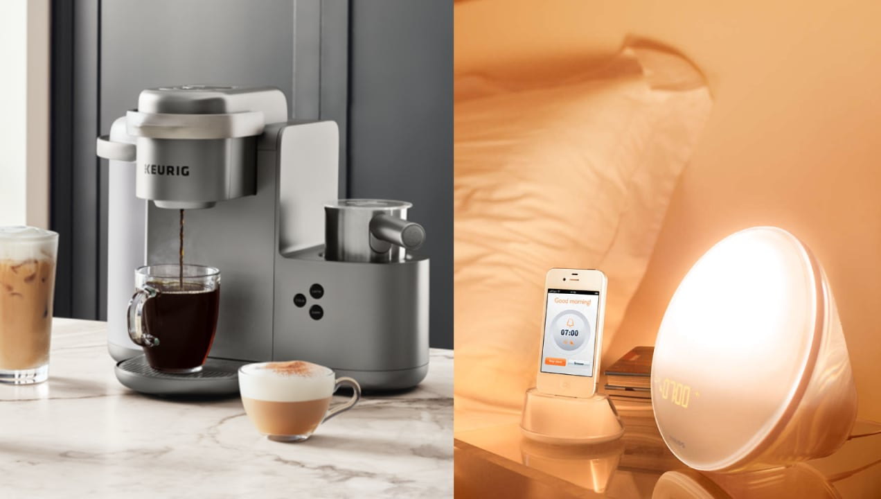 12 brilliant products on Amazon for people who hate mornings