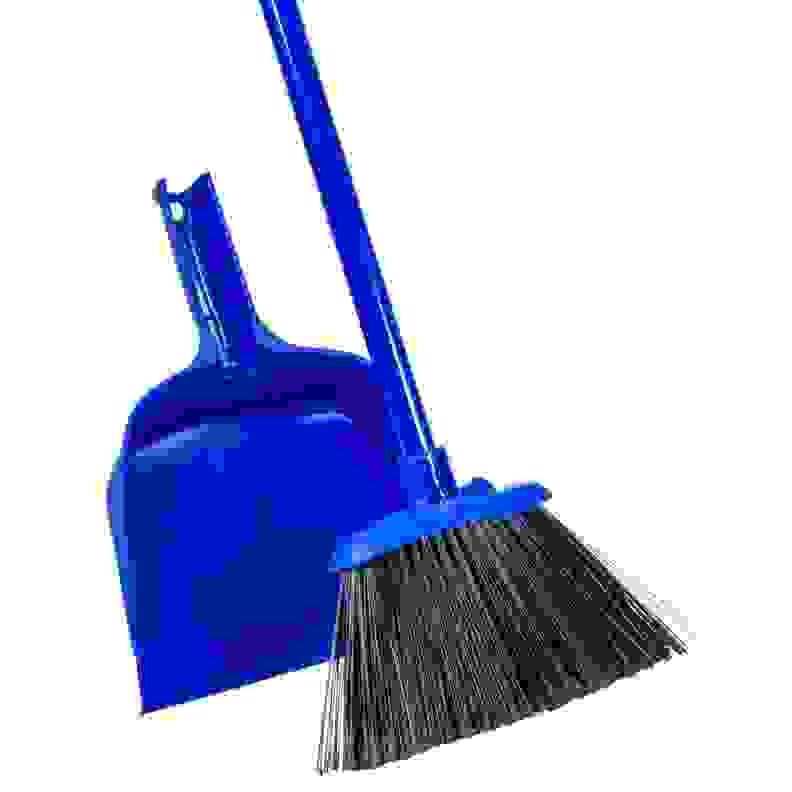Quickie-dustpan-and-broom