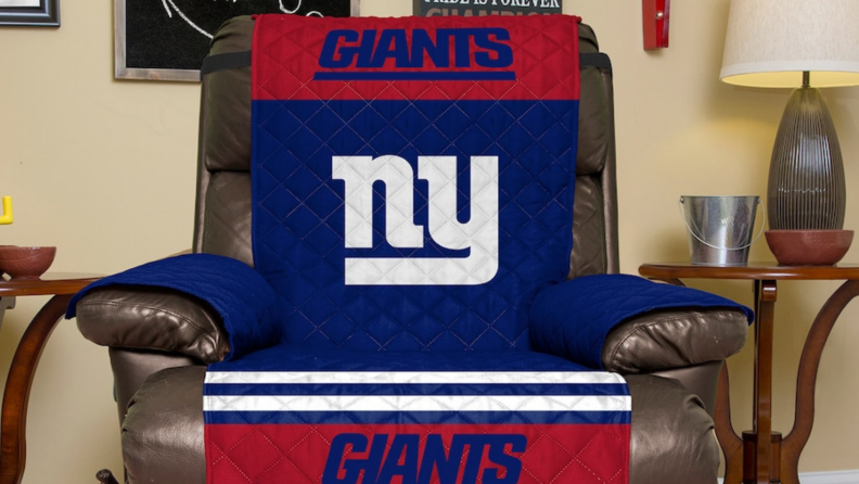 New York Giants recliner