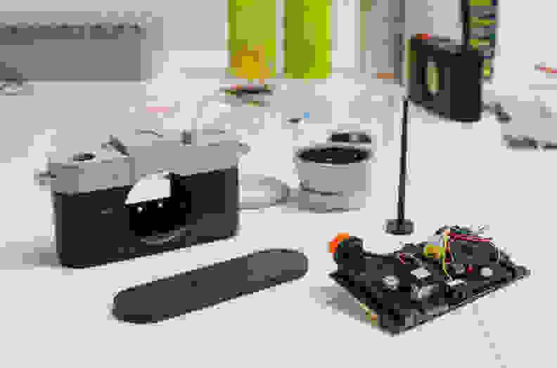 Camera Restricta Hardware