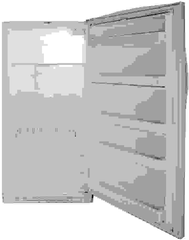Whirlpool EV160NZTQ Freezer Interior
