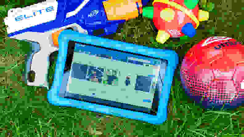 Kindle Fire HD 8 Kid edition